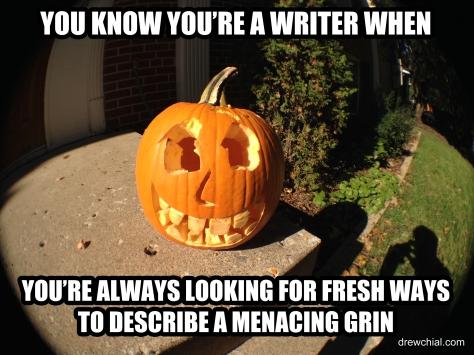 Menacing Grin