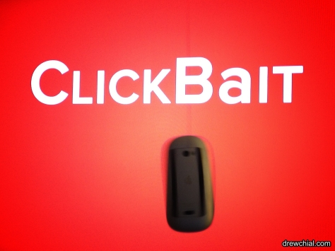 3 Click Bait
