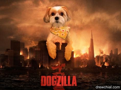 Dogzilla Rises
