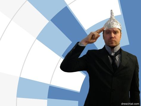 Tinthumb salute