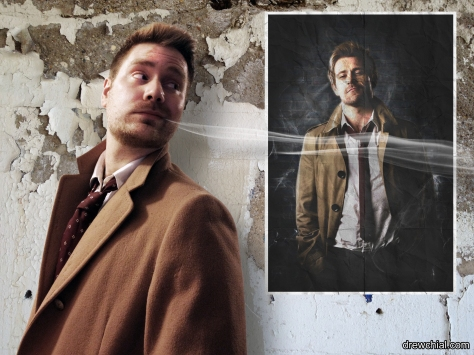 How does NBC's Constantine stack up to the original Hellblazer Series?