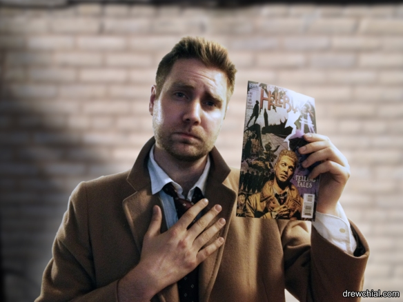 Does NBC's Constantine dogmatically follow it's source material?