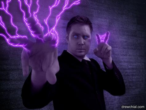My best Dr. Strange Pose