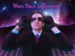 Wear your influences by drawing attention to them