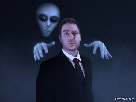 Alien in the Dark