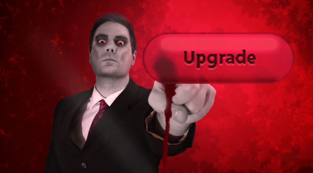 Upgrade Reformatted