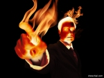 6. Man Made of Fire